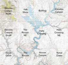 Lake Powell Glen Canyon National Recreation Area