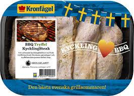 Företaget är sveriges ledande kycklingproducent och har ett brett sortiment utav både kylda och frysta produkter. Kronfagel Satsar Pa Att Aga Grillsasongen 2019 Kronfagel