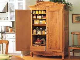 kitchen pantry cabinet built in portable cabinets storage with doors wooden cherry wood cab wood pantry cabinet cherry kitchen