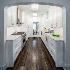 lighting for galley kitchen. Get This Look With The Elk Lighting Optix Collection! Photo Credit: Traditional Kitchen By For Galley A