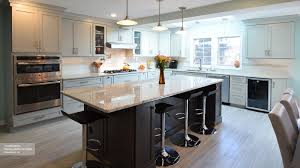cosy kitchen hutch cabinets marvelous inspiration. Puritan Maple Kitchen Cabinets In Dove And Smokey Hills Cosy Hutch Marvelous Inspiration G