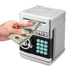 Coin Vending Machine Sbi Fascinating Buy Zonkin Cartoon Electronic ATM Password Piggy Bank Cash Coin Can