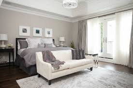 bedroom inspiration gray. Carpet Bedroom, Inspiration For A Contemporary Bedroom Remodel In Other  With Gray Walls And Dark Hardwood Bedroom Inspiration Gray
