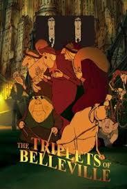 Triplets Of Belleville The Triplets Of Belleville 2003 Rotten Tomatoes