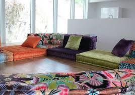 roche bobois floor cushion seating. Roche Bobois Floor Cushion Seating Modular Sofa Excellent .