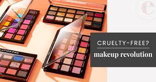 Is <b>Makeup Revolution</b> Cruelty-free? Vegan? (2019)