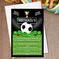 football birthday party invitations in support of invitations your party invitation s with magnificent ornaments luxury