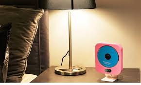 echflie cd player home clock radio home with wall mounted hifi cd player fm
