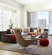incredible gray living room furniture living room. exquisite living room with a dash of red design jessica lagrange incredible gray furniture o