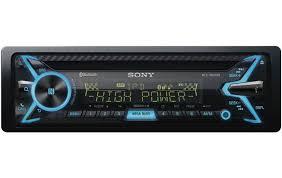 sony car stereo. sony mex-xb100bt car stereo