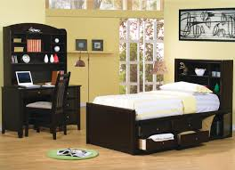 Bookcase Bedroom Furniture Coaster Phoenix Full Daybed With Bookcase Storage Drawers
