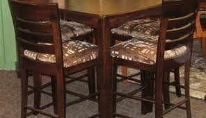 and chairs bar bistro high patio round rattan table furniture sets target kitchen indoor for iron