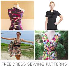 Patterns For Dresses Unique 48 FREE Dress Sewing Patterns You'll Love