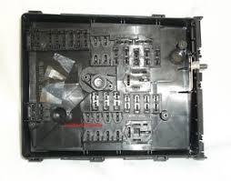 genuine skoda engine bay fuse box central electrics 1k0937125d image is loading genuine skoda engine bay fuse box central electrics