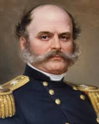 Ambrose Burnside (Union General) - On This Day