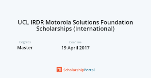 motorola solutions logo vector. ucl irdr motorola solutions foundation scholarships international scholarshipportal logo vector