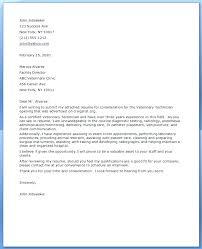 Cover Letter For Vet Assistant Cover Letter Veterinary Assistant Vet