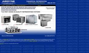 Refrigeration Design Technologies Inc Airdyne Refrigeration Air Conditioning Liquid Chillers