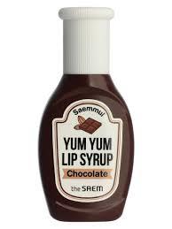 <b>Тинт Saemmul</b> Yum Yum Lip Syrup 01 Chocolate 10гр <b>the SAEM</b> ...