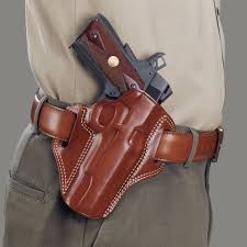 clyde armory galco combat master s w j frame 640 belt holster