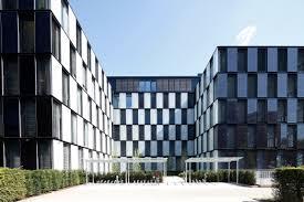 office facade. Office Facade. The Main Façade Is Based On A Variation Of Twin-wall Facade R