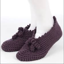 Free Crochet Slipper Patterns Adorable Free Crochet Slipper Patterns For Adults Laikas