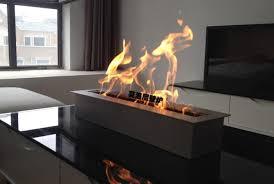 image of ethanol fireplace fuel