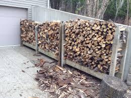 ... Rack, Storage Wood Holder For Outdoor Firewood Rack Ideas: Unique Outdoor  Firewood Rack Ideas ...