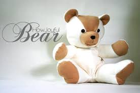 Teddy Bear Sewing Pattern Awesome Teddy Bear Tutorial And Pattern 48 Steps With Pictures