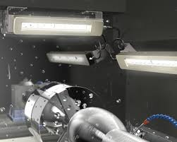 Machine Tool Lighting Lighting Parts Machining Cnc Machining Service Cnc Lathe