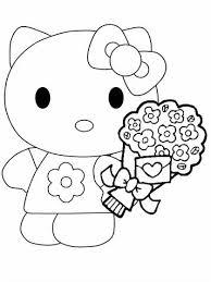 Kids N Funde 54 Ausmalbilder Von Hello Kitty