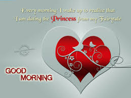 every morning i wake up to realize that i am dating the princess