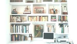 home office wall shelving. Office Shelf Decor Shelving Bookshelves Ideas Home Makeovers Bookcase Shelves . Wall U