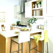 Kitchen Design With Breakfast Bar