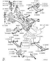 Subaru Svx Parts Diagram