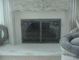 fireplace ornate pewter fan screen fireplace screen photo frame fireplace screen stensils for tole
