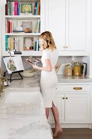 Kitchen Home 4 Smart Ideas For Kitchen Racks Design Shelving Cookbook Shelf
