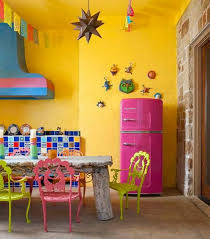 40 Vibrant And Colorful Kitchen Design Ideas Rilane Enchanting Colorful Kitchen Ideas