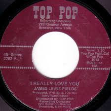 James Lewis Fields - I Really Love You / How Long Shall I Wait (1973,  Monarch Pressing, Vinyl) | Discogs