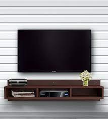 wallmounted tv shelf by auspicious