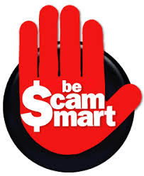 Scam Alert from suppliers