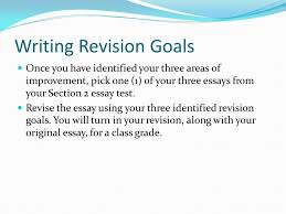 essay revision improvement areas for your next essay revision suggestions topic