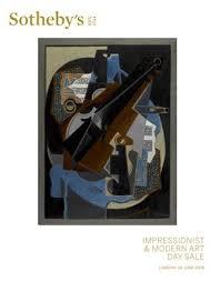 Impressionist Modern Art Day Sale 20 June 2018 1030 Am Bst