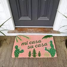 20 Cheeky Doormats That Tell It Like It Is   Brit + Co
