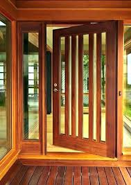 wood entry doors with glass wooden front doors glass wood exterior doors beveled glass