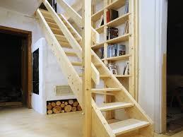 Baue die treppe zusammen und kürze sie auf die benötigte länge. Holztreppe Bauen Bauhaus