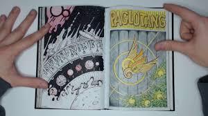 flipping through my full sketchbook tour