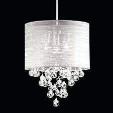 diy drum lamp shade chandelier chandeliers drum shade crystal ceiling chandelier white drum lamp shades new