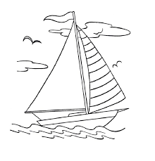 Small Picture 40 Boat Coloring Pages ColoringStar