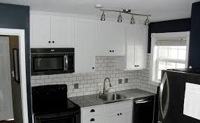 Replacing Kitchen Tiles Black And White Kitchen Tile Backsplash Cliff Kitchen